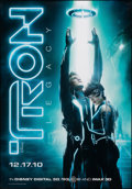 """Movie Posters:Action, Tron: Legacy (Walt Disney Pictures, 2010). Rolled, Very Fine+. Subway (47.5"""" X 68.5"""") DS Advance. Action.. ..."""