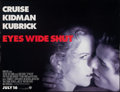 """Movie Posters:Drama, Eyes Wide Shut (Warner Bros., 1999). Rolled, Very Fine. Banners (5) Identical (60"""" X 46"""") SS Advance. Drama.. ... (Total: 5 Items)"""