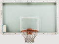 """Basketball Collectibles:Others, 1989 Michael Jordan """"The Shot"""" Hoop & Backboard from Historic Buzzer-Beater at Cleveland Cavaliers...."""