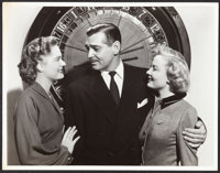 """Any Number Can Play (MGM, 1949). Very Fine-. Portrait Photo (13"""" X 10""""). Drama"""