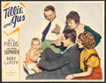"""Movie Posters:Comedy, Tillie and Gus (Paramount, 1933). Very Fine+. Lobby Card (11"""" X 14""""). Comedy.. ..."""
