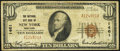 New York, NY - $10 1929 Ty. 1 The National City Bank Ch. # 1461 Very Good-Fine