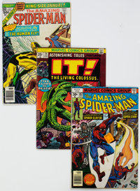 Bronze and Modern Age Comics Box Lot (Various Publishers, 1970s-90s) Condition: Average VG