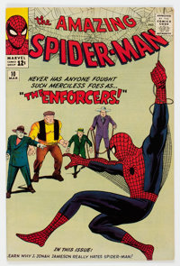 The Amazing Spider-Man #10 (Marvel, 1964) Condition: FN