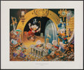 """Movie Posters:Animation, Hands Off My Playthings by Carl Barks (Another Rainbow, 1981). Rolled, Very Fine+. Signed Limited Edition Lithograph (25.5"""" ..."""