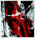 Prints & Multiples, Futura (b. 1955) Helix Object (Red),...