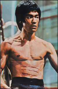 Bruce Lee in Enter the Dragon & Other Lot (Pace International, 1974). Rolled, Overall: Fine/Very Fine. Personality P...
