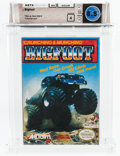 Video Games:Nintendo, Bigfoot - Wata 8.5 A Sealed, NES Acclaim 1990 USA....