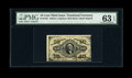 Fractional Currency:Third Issue, Fr. 1254 10c Third Issue PMG Choice Uncirculated 63 EPQ....