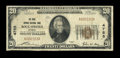 National Bank Notes:Wyoming, Rock Springs, WY - $20 1929 Ty. 1 The Rock Springs NB Ch. # 4755....