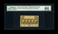 Fractional Currency:First Issue, Fr. 1280 25c First Issue PMG Choice Uncirculated 64....