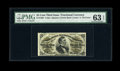 Fractional Currency:Third Issue, Fr. 1296 25c Third Issue PMG Choice Uncirculated 63 EPQ....