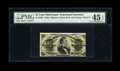Fractional Currency:Third Issue, Fr. 1299 25c Third Issue PMG Extremely Fine 45 EPQ....