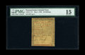 Colonial Notes:Pennsylvania, Pennsylvania May 1, 1760 50s PMG Choice Fine 15....