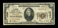 National Bank Notes:Pennsylvania, Clarks Summit, PA - $20 1929 Ty. 1 The Abington NB Ch. # 10383. ...