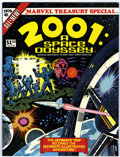 Bronze Age (1970-1979):Miscellaneous, 2001: A Space Odyssey Treasury Special (Marvel, 1976) Condition:NM-....