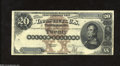 Large Size:Silver Certificates, Fr. 311 $20 1880 Silver Certificate Extremely Fine. When ...
