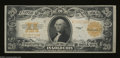 Large Size:Gold Certificates, Fr. 1187 $20 1922 Gold Certificate Very Fine+. Lightly ...
