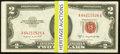 Small Size:Legal Tender Notes, Fr. 1511 $2 1953B Legal Tender Notes. Fifty Consecutive Examples.. ... (Total: 50 notes)