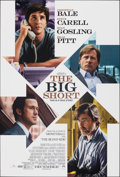 Movie Posters:Drama, The Big Short & Other Lot (Paramount, 2015). Rolled, Very ...