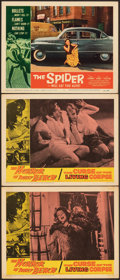 Movie Posters:Science Fiction, The Horror of Party Beach/The Curse of the Living Corpse Combo & Other Lot (20th Century Fox, 1964). Very Fine-. Lobby Cards... (Total: 3 Items)