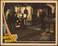 """Movie Posters:Horror, The Invisible Woman (Universal, 1940). Fine/Very Fine. Lobby Card (11"""" X 14""""). Horror.. ..."""