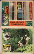 """Movie Posters:Horror, Monster from Green Hell & Other Lot (DCA, 1957). Fine+. Lobby Cards (2) (11"""" X 14""""). Horror.. ... (Total: 2 Items)"""