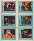 "Movie Posters:Horror, What Ever Happened to Baby Jane? (Warner Bros., 1962). Fine+. Lobby Cards (6) (11"" X 14""). Horror.. ... (Total: 6 I..."