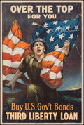 Movie Posters:War, World War I Propaganda (United States Government, 1918). V...