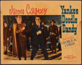 """Movie Posters:Musical, Yankee Doodle Dandy (Warner Bros., 1942). Fine. Linen Finish Lobby Card (11"""" X 14""""). Musical.. ..."""