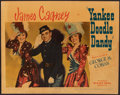 """Movie Posters:Musical, Yankee Doodle Dandy (Warner Bros., 1942). Fine+. Linen Finish Lobby Card (11"""" X 14""""). Musical.. ..."""