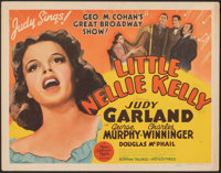 """Little Nellie Kelly (MGM, 1940). Fine/Very Fine. Title Lobby Card (11"""" X 14""""). Musical"""