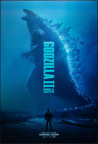 "Godzilla: King of the Monsters (Warner Bros., 2019). Rolled, Very Fine+. International One Sheet (27"" X 40"") D..."