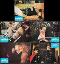 """Movie Posters:Comedy, Young Frankenstein (20th Century Fox, 1974). Very Fine-. Spanish Lobby Cards (9) (13.25"""" X 9.25""""). Comedy.. ... (Total: 9 Items)"""