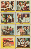 """Movie Posters:Drama, 12 Angry Men (United Artists, 1957). Overall: Very Fine-. Lobby Card Set of 8 (11"""" X 14""""). Drama.. ... (Total: 8 It..."""