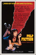 Movie Posters:Crime, Pulp Fiction (Miramax, 1994). Rolled, Fine/Very Fine.