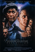 Movie Posters:Drama, The Shawshank Redemption (Warner Bros., R-2004). Rolled, V...