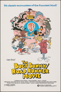 The Bugs Bunny/Road Runner Movie & Other Lot (Warner Bros., 1979). Flat Folded & Rolled, Very Fine-. One Sheets...