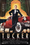 """Movie Posters:Drama, Tucker: The Man and His Dream (Paramount, 1988). Rolled, Fine/Very Fine. One Sheet (27"""" X 39.75"""") SS. Drama.. ..."""