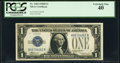 Fr. 1604 $1 1928D Silver Certificate. PCGS Extremely Fine 40