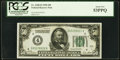 Fr. 2100-D $50 1928 Federal Reserve Note. PCGS About New 53PPQ