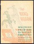 Movie Posters:Musical, The Band Wagon (MGM, 1953). Fine/Very Fine. Hollyw...
