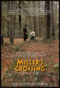 """Movie Posters:Crime, Miller's Crossing & Other Lot (20th Century Fox, 1990). Rolled, Very Fine+. One Sheets (2) (27"""" X 40"""") SS Advance. Crime.. ... (Total: 2 Items)"""