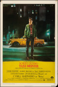 """Movie Posters:Crime, Taxi Driver (Columbia, 1976). Rolled, Fine. One Sheet (27"""" X 41""""). Guy Pellaert Artwork. Crime.. ..."""
