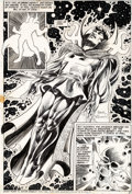 Original Comic Art:Panel Pages, Frank Brunner and Dick Giordano Doctor Strange #4 Page 31 Original Art (Marvel, 1974).... (Total: 2 Items)