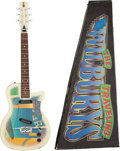 Music Memorabilia:Instruments, Gretsch Traveling Wilburys TW-500 Electric Guitar New in Original Box. ...