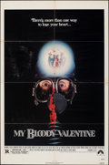 """Movie Posters:Horror, My Bloody Valentine & Other Lot (Paramount, 1981). Folded, Fine+. One Sheets (2) (27"""" X 41""""). Horror.. ... (Total: 2 Items)"""