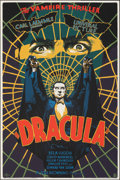 """Movie Posters:Horror, Dracula (Mondo, 2018). Rolled, Very Fine+. Hand Numbered Limited Edition Screen Print Poster (24"""" X 36""""). Francesco Francavi..."""