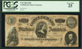 Confederate Notes:1864 Issues, T65 $100 1864 PF-2 Cr. 493 PCGS Very Fine 25.. ...