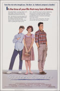 """Movie Posters:Comedy, Sixteen Candles (Universal, 1984). Folded, Very Fine+. One Sheet (27"""" X 41""""). Comedy.. ..."""